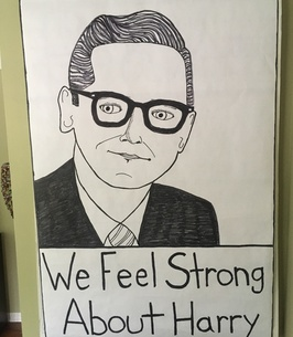 Harry Strong
